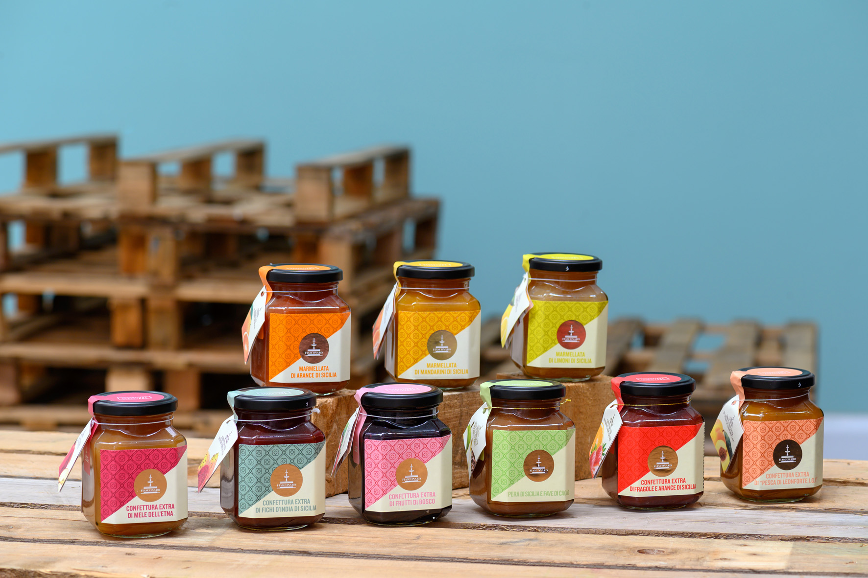 Marmellate e confetture di Sicilia - Fiasconaro | Pasticcieri Siciliani