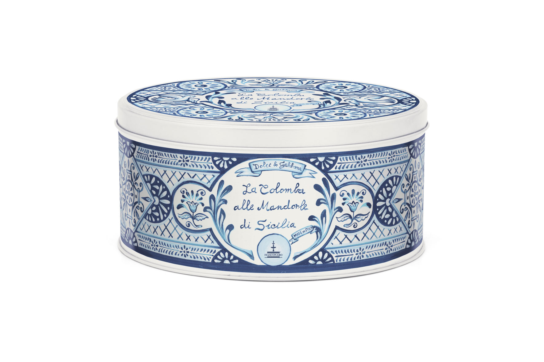 Dolce & Gabbana - Colomba alle mandorle - Fiasconaro | Pasticcieri Siciliani